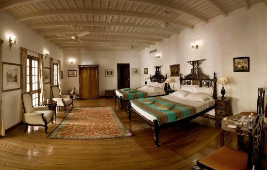 Neemrana's Le Colonial : A lovely room at the property