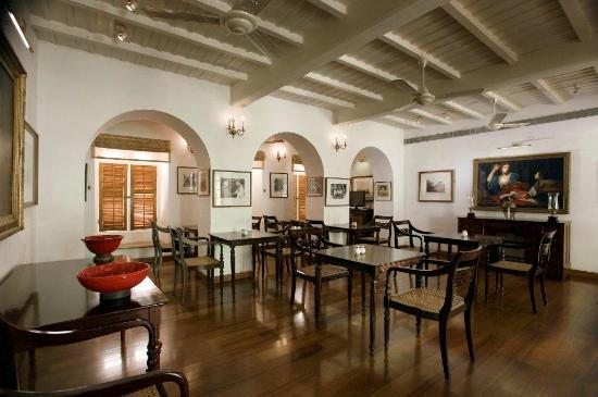 Neemrana's Le Colonial : The dining area at Le Colonial