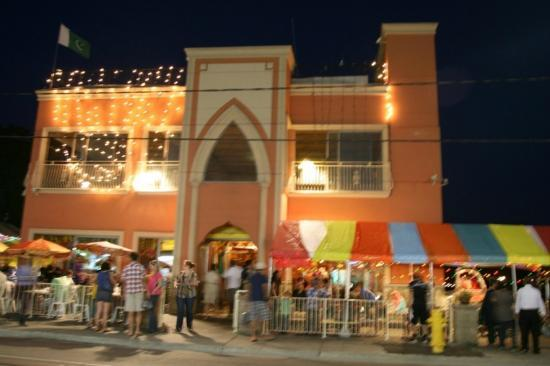 Lahore Tikka House: NIGHT VIEW-FRONT