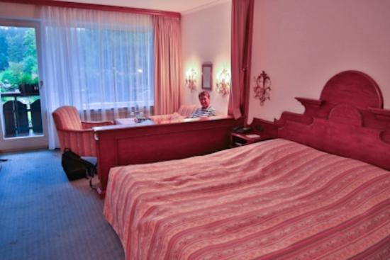 Alpenhof Grainau: our Room