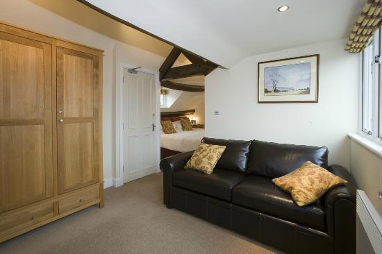 Castle Cottage Restaurant with Rooms: Room 3 Caernarvon