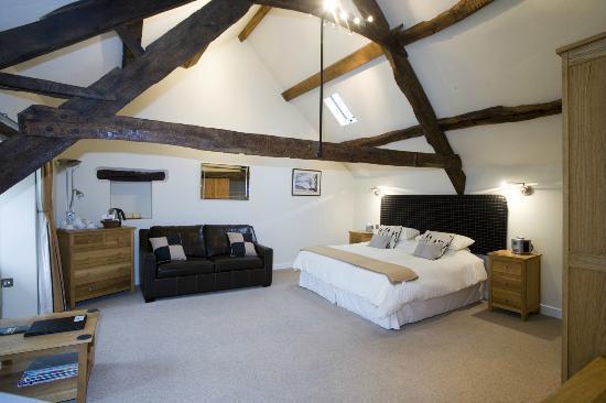 Castle Cottage Restaurant with Rooms: Room 7 Harlech