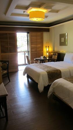 Henann Lagoon Resort: room view