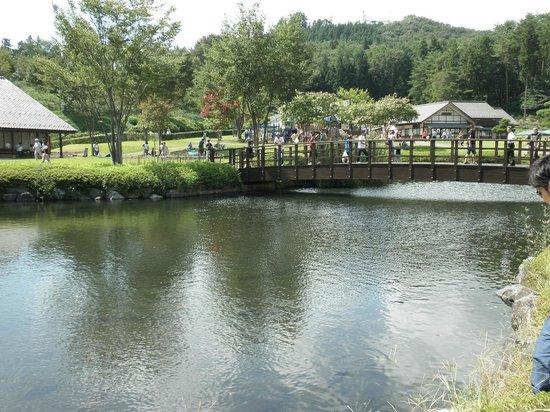 Kawaba-mura, اليابان: 池