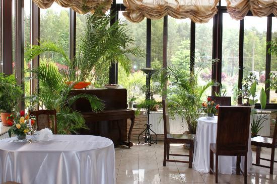 Rubbens & Monet: Rubbens Restaurant