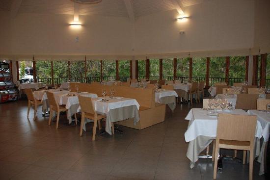 Restaurant Font Negra: Una de las salas