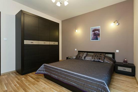 Apartamenty TWW Centrum: bedroom