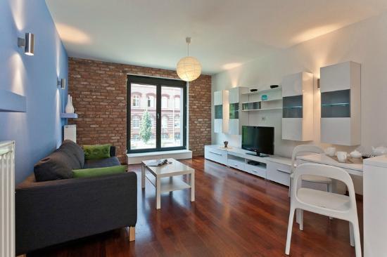 Apartamenty TWW Centrum: Livingroom
