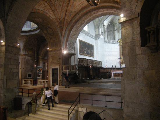 Brescia, Italia: interno