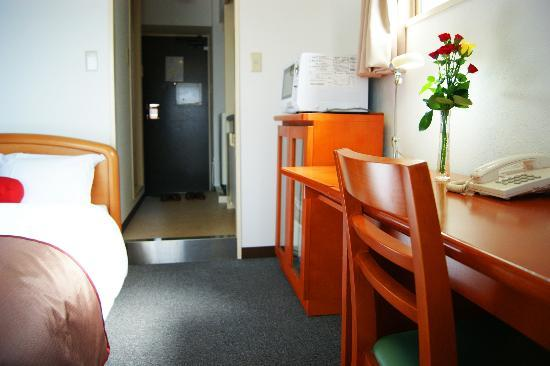 Flexstay Inn Yokohama: single room