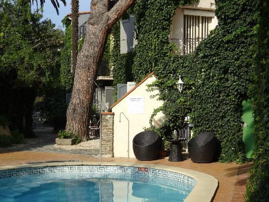Casa Pairal: piscine