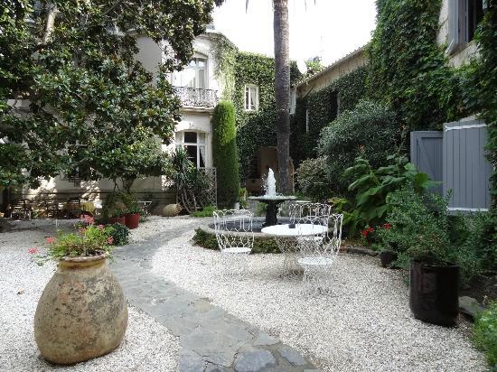 Casa Pairal: le jardin