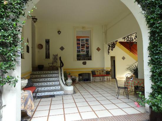 Casa Pairal: entrée