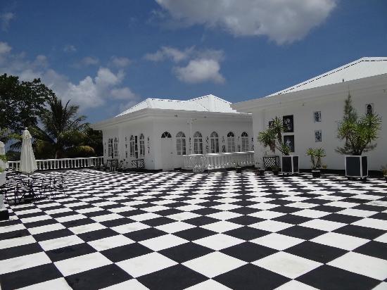 Jamaica Palace Hotel: Gelände
