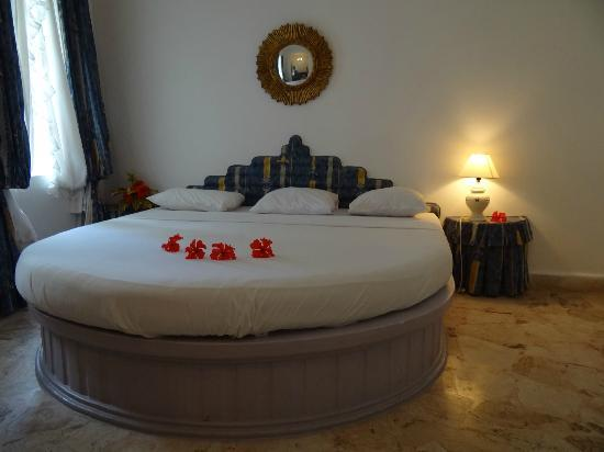 Jamaica Palace Hotel: Schlafzimmer