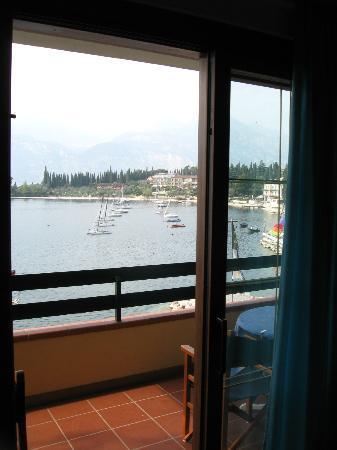 Sporting Hotel Residence: Vista dalla camera