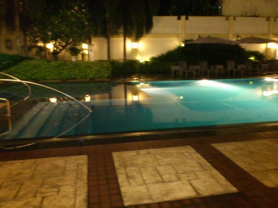 The Avenue Plaza Hotel: infinity pool