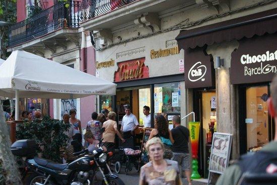 Restaurante Xamfra Gaudi