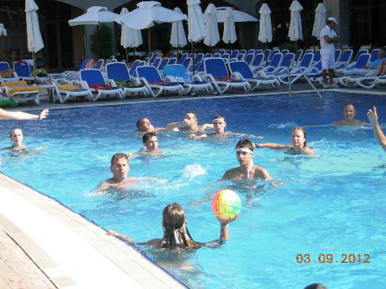 Iberostar Sunny Beach Resort: water polo