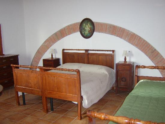 Agriturismo San Giuseppe - Bed and Breakfast: la suite del San Giuseppe