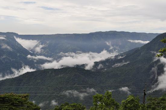 Cherrapunjee Holiday Resort: View from the resort