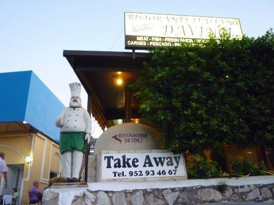 The Dona Lola Club: le meilleur restaurant des alentours da vinci