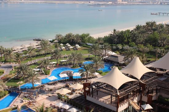 The Westin Dubai Mina Seyahi Beach Resort & Marina: A view from the 7th Floor