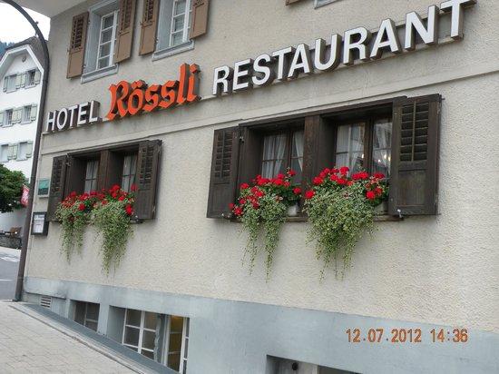 Restaurant Rossli: Rossli