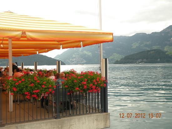 Restaurant Rossli: perfect view