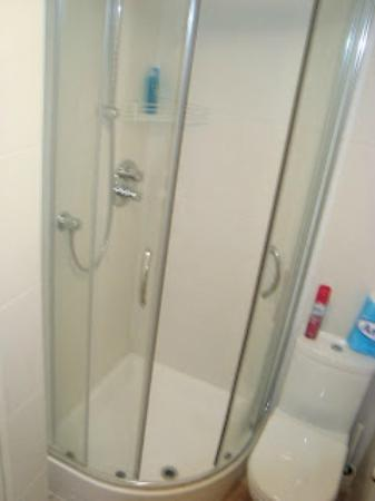 Central London Serviced Aparthotel: Shower