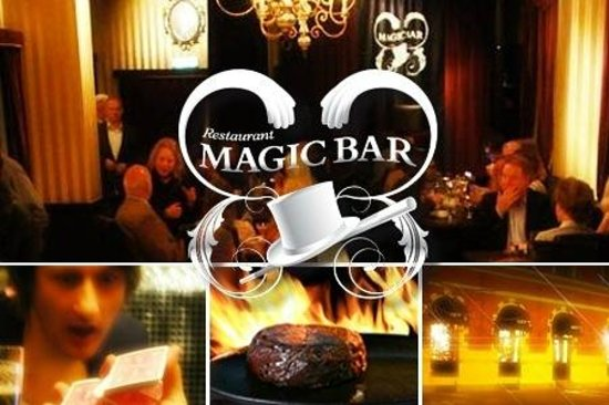 Magic Bar - restaurang med show