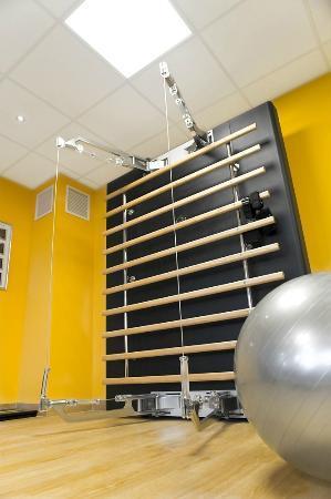 Novotel Luxembourg Kirchberg: Fitness in Balance by Novotel