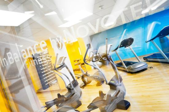 Novotel Luxembourg Kirchberg: Fitness in Balance by Novotel