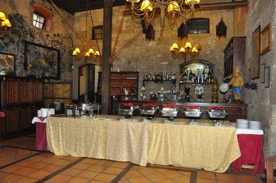 Restaurante Finca Salamanca: Antigüo secadero de tabaco convertido en Restaurante