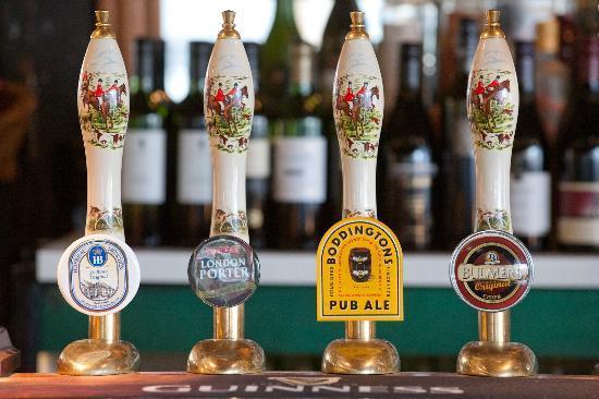 Rutland Arms: Bar