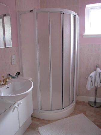 Vicarsford Lodge: Bathroom