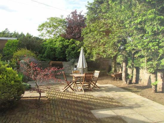 Vicarsford Lodge: Garden