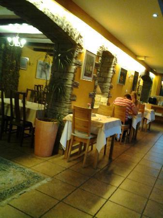 Hotel Kristal: DINING ROOM