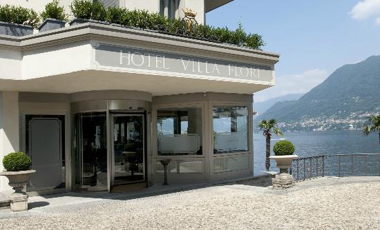 Hotel Villa Flori: Entrance