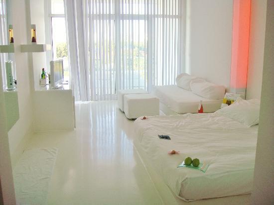 Hotel Su : Hotel Room