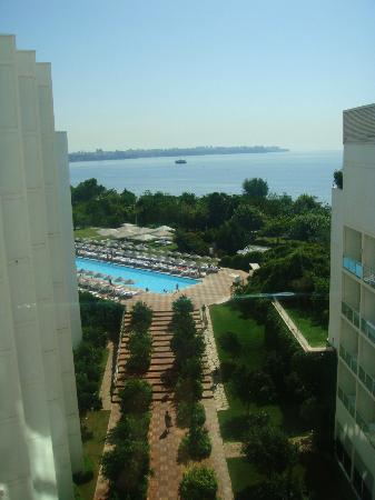 Hotel SU: View from the top