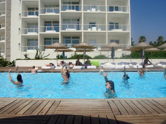 Hotel SU: Aqua Gym