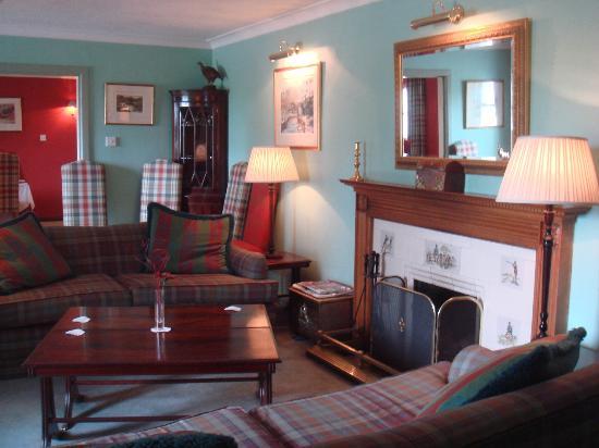 Altnaharra Hotel: Lounge