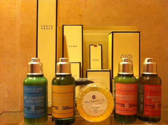 Edsa Shangri-La: amenities