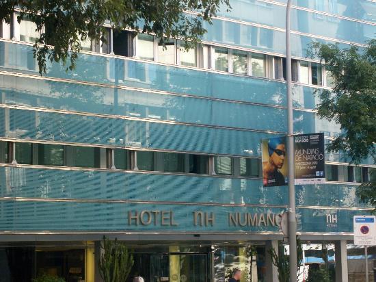 NH Sants Barcelona: hotel nh numancia barcellona