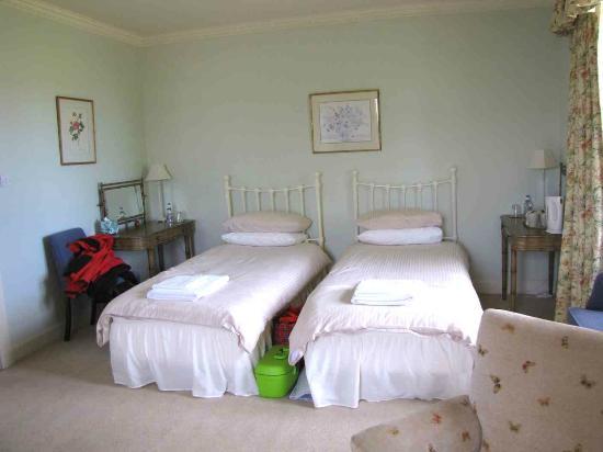 Overhailes Farm Bed & Breakfast: Room