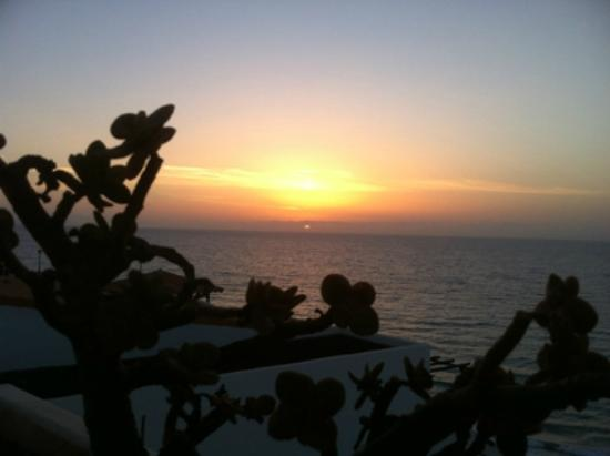 TUI MAGIC LIFE Fuerteventura: sunrise from our balcony