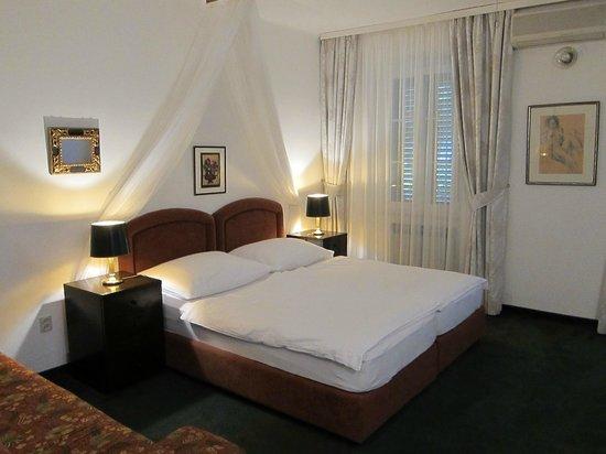 Villa Giardino: Our room