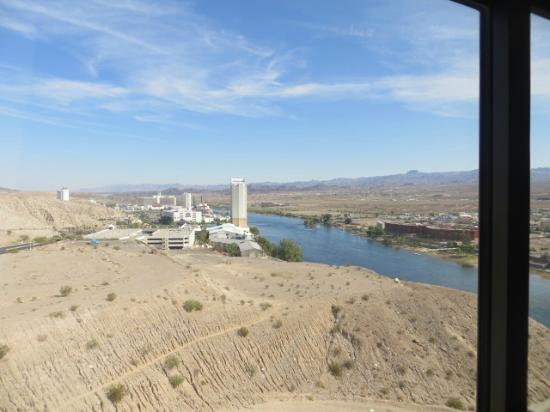 Harrah's Laughlin: day view