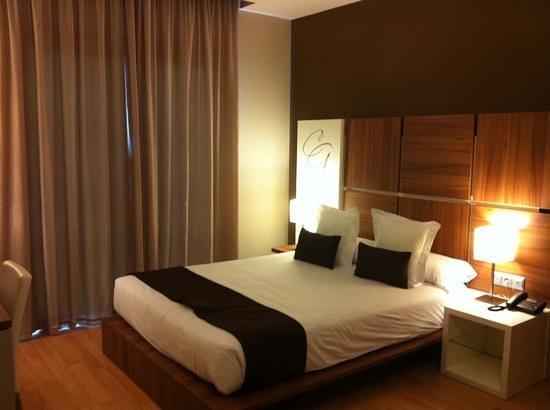 Hotel Can Galvany: habitacion